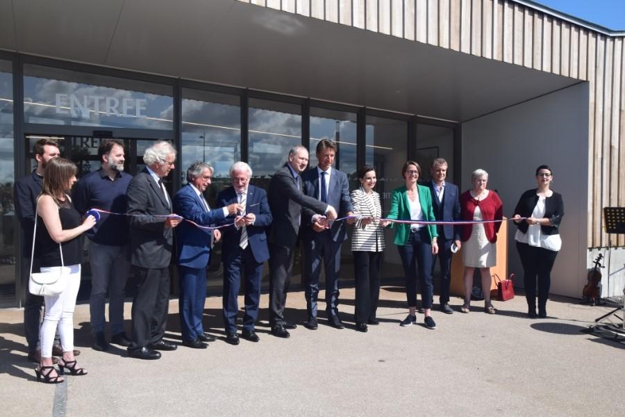 Inauguration de la MSP <br />Samedi 15 juin 2019