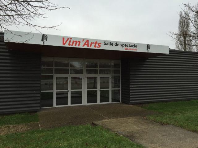 Centre Covid – Woincourt – salle Vim'arts