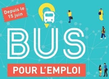 Le bus de l'emploi
