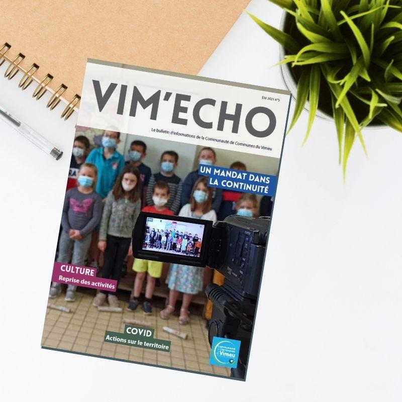 Le nouveau Vim'Echo